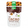 Eclats de fèves de cacao sucrées Panela Bio