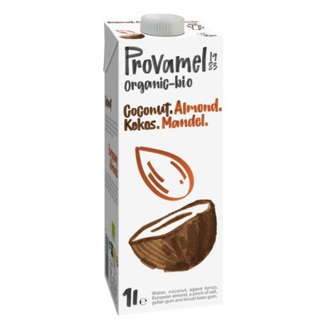 Lait Coco et Amande 1L, Provamel, Laits végétaux