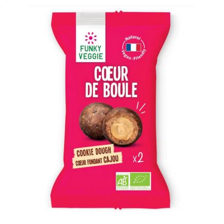 Cookie Dough Ball Organic 44g