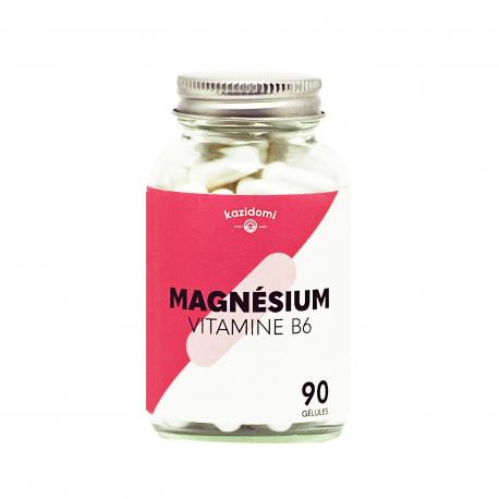 Magnésium vitamin B6 90 caps 54g