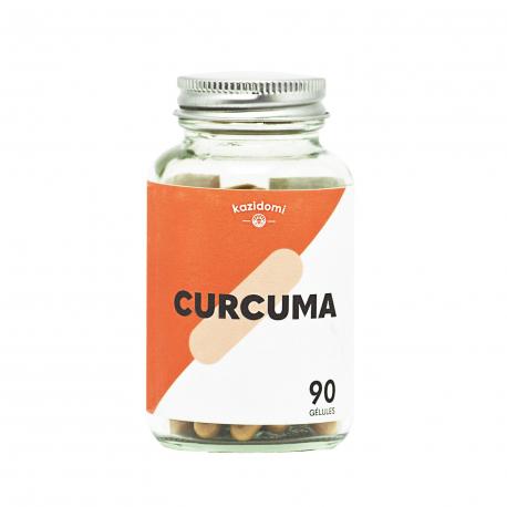 Curcuma 90 gélules 36g