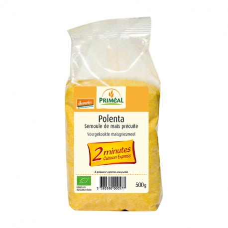 Precooked cornmeal polenta Bio 500g