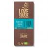 Pure Chocoladereep Met Zeezout En Rauw Bio