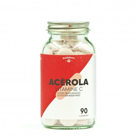 Vitamine C Acérola 90 comprimés 184g
