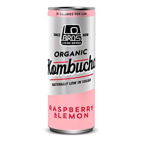 Kombucha Framboise & Citron Bio 250ml