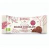 Double Chocolat & Fleur de Sel Bio 40g