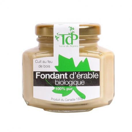 Organic maple fondant Organic 150g