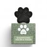 Vaste shampoo voor zwart harige honden