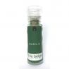 Fleur de sel au basilic