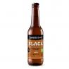 Bière Brune Blaca Au Caroube Bio
