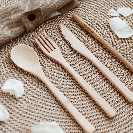 Bambaw - Cutlery set
