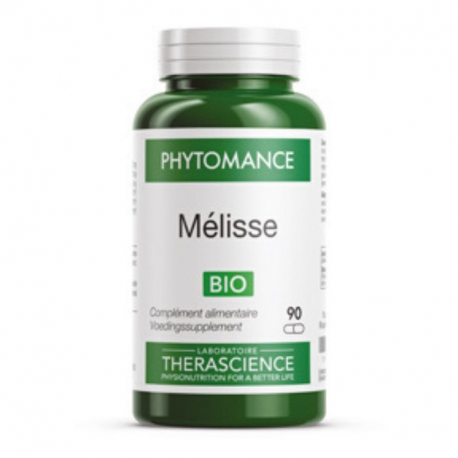 Phytomance Mélisse bio (90 gél. ), Therascience, Compléments