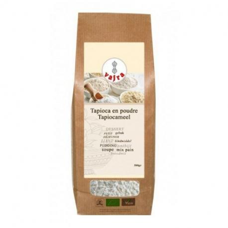 Vajra - Tapioca powder 500g (organic)