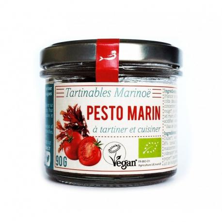 Marinoe - Pesto rouge marin 90g