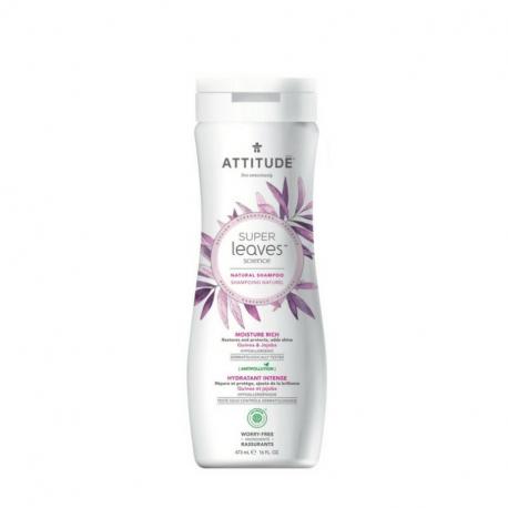 Attitude - SuperLeaves Shampoo Moisture Rich -473ml