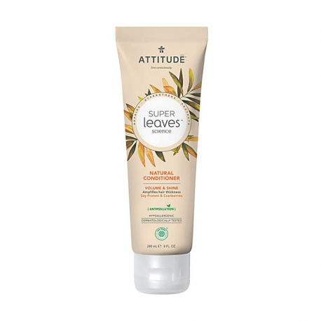 Attitude - Après-shampoing Naturel Volume&Brillance - 240ml