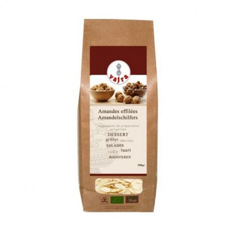 Vajra - Organic Tapered Almonds 500 Gr