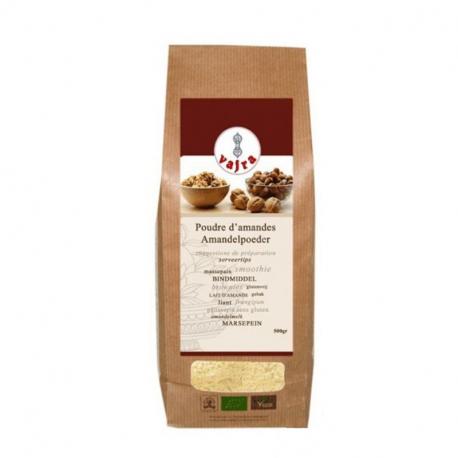 Vajra - Organic White Almond Powder 500 Gr