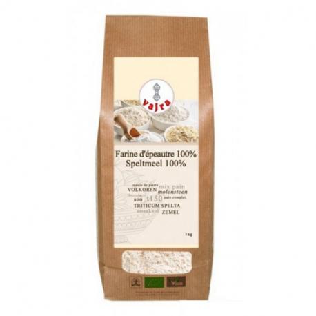 FARINE D'EPEAUTRE 100% (T150) Bio 1kg