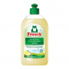 """Ecological Hand Dish Washing Liquid Lemon Balsam """"Ecolabel"""""""