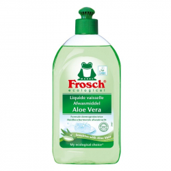 "Ecological Vaisselle Aloe Vera ""Ecolabel"""