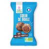 Coeur de boule kokos, chocolade en hazelnoot Bio