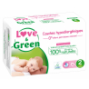 Hypoallergenic Diapers 36 Pieces T2 3-6kg