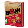 Voedingsreep met kersen, amandel en hibiscus Bio 3x25g