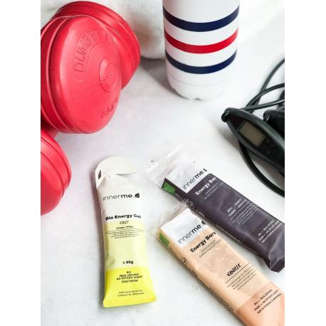 Innerme - Barre énergétique vanille 40g