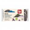 Rijstwafels Met Boekweit Omhuld Met Chocolade En Kokosnoot Bio