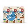 Boisson De Riz Au Chocolat Bio 3x200ml