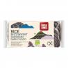 Rijstwafels Met Boekweit Omhuld Met Chocolade Bio