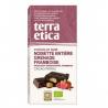 Pure Krokante Chocolade Hazelnoten & Frambozen Bio