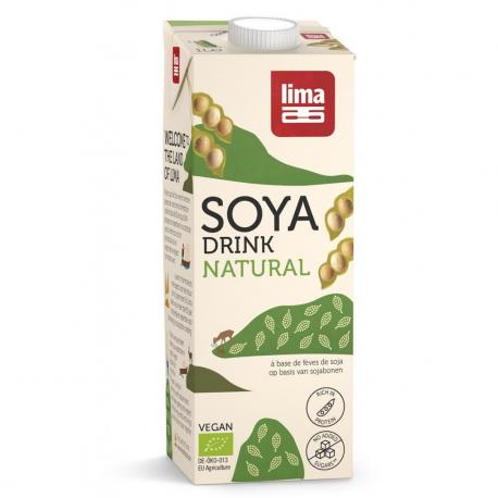 Lima - lait de soja (bio) 1L