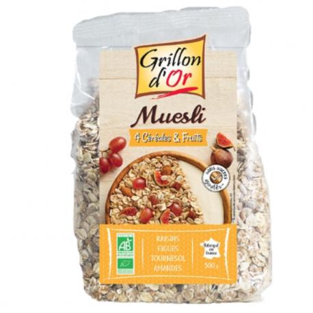 Muesli 26% with fruit 1kg