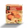Soft Cake Hazelnut Praline Gluten Free Organic