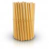 Bambaw - Pack 12 bamboo straws 14cm