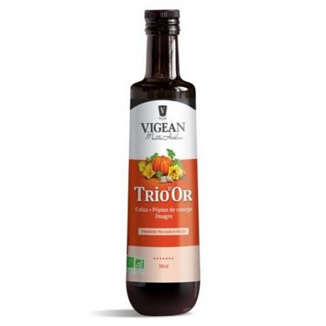 Triodor Olie ( koolzaad, teunisbloem, pompoenpit) (biologisch)