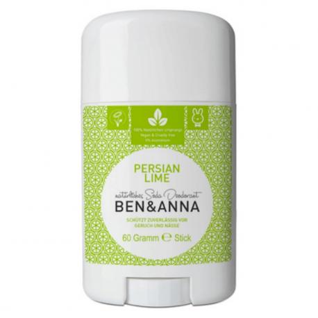 Déodorant stick Ben & Anna Citron,Soins corps