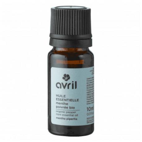 Avril - Essential Oil of Peppermint Bio 10ml
