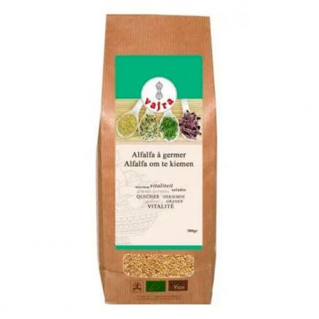 Alfalfa (luzerne) à germer 300g, VAJRA, Graines à germer