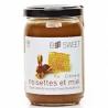 Crème De Noisettes & De Miel Bio