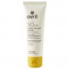Crème solaire visage SPF 50 Bio