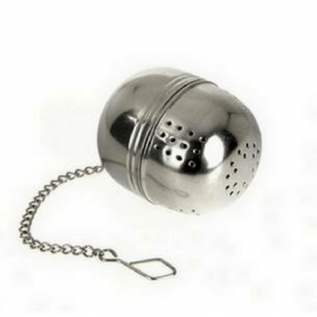 Ecodis - Boule à thé en métal