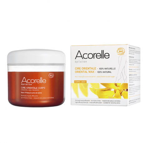 Acorelle - Oriental wax with Ylang flower & cane sugar - 300g