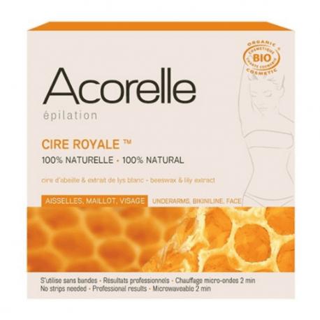 Acorelle - Royal Wax Underarms, Bikini & Face 100g