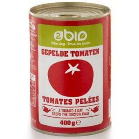 2bio - gepelde tomaten
