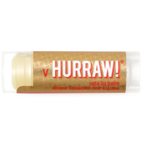 HURRAW! - Vata Ayurvedische Lippenbalsem 4,3g