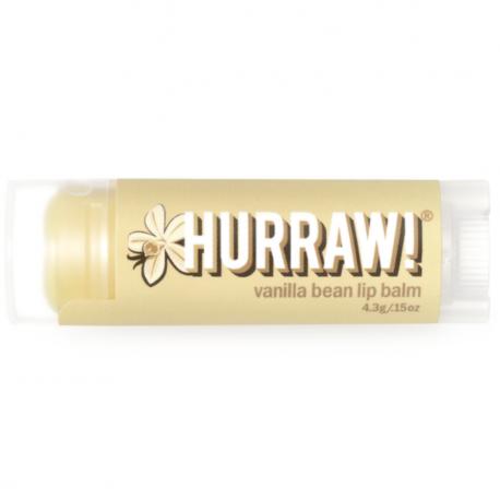 HURRAW! - Vanilla Lip Balm 4,3g