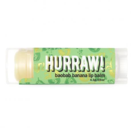 HURRAW! - Baobab Banana Lip Balm 4,3g